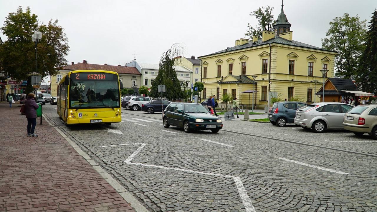 MZK uruchomi nową linię autobusową na Palenicę Białczańską?