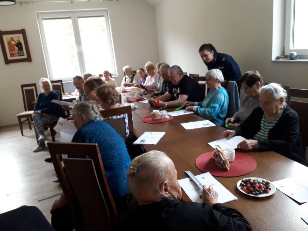 Dziś w Polsce rusza kampania Bezpieczny Senior