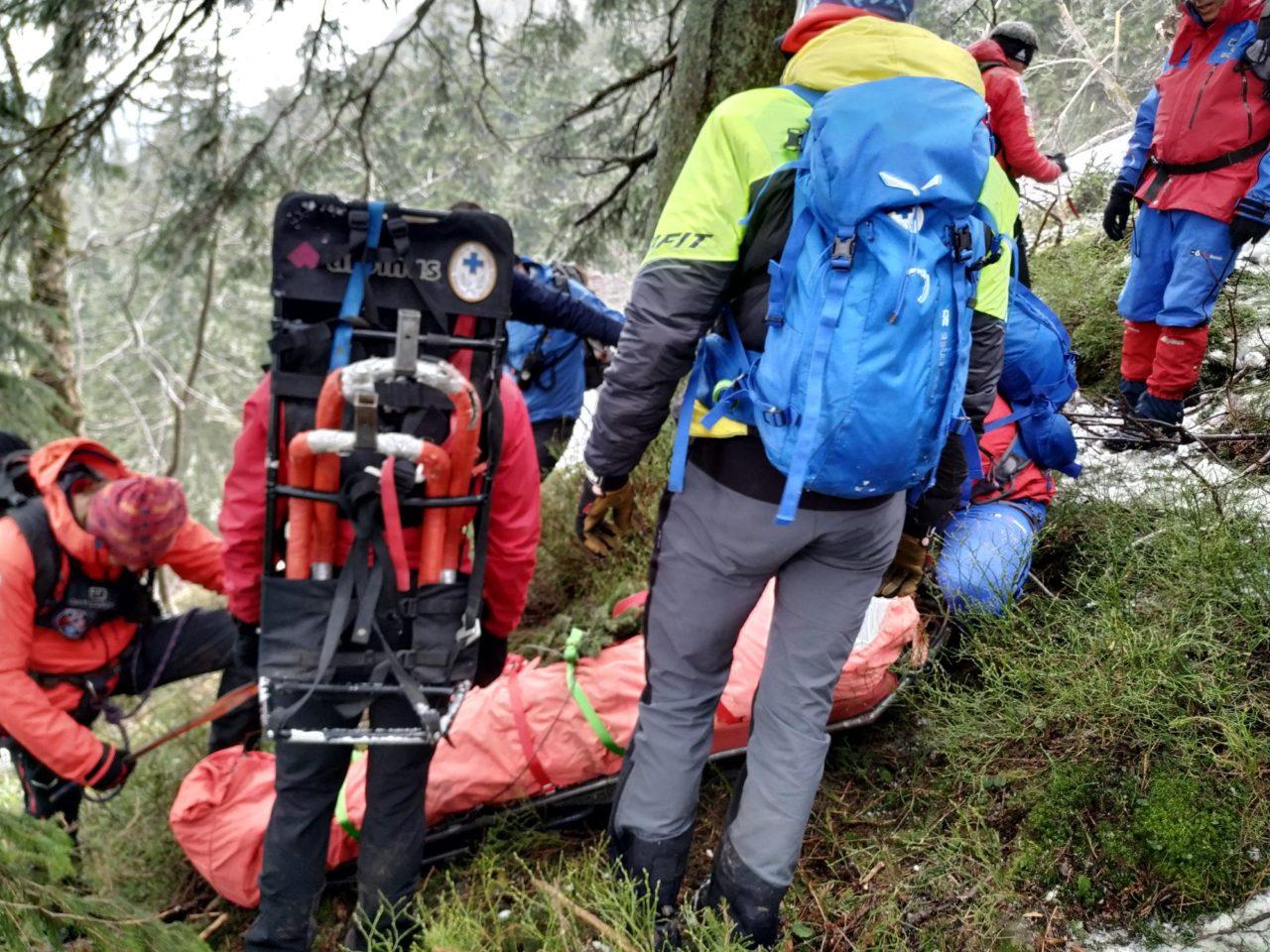 GOPR-owcy ujawniają szczegóły akcji poszukiwawczej na Babiej Górze