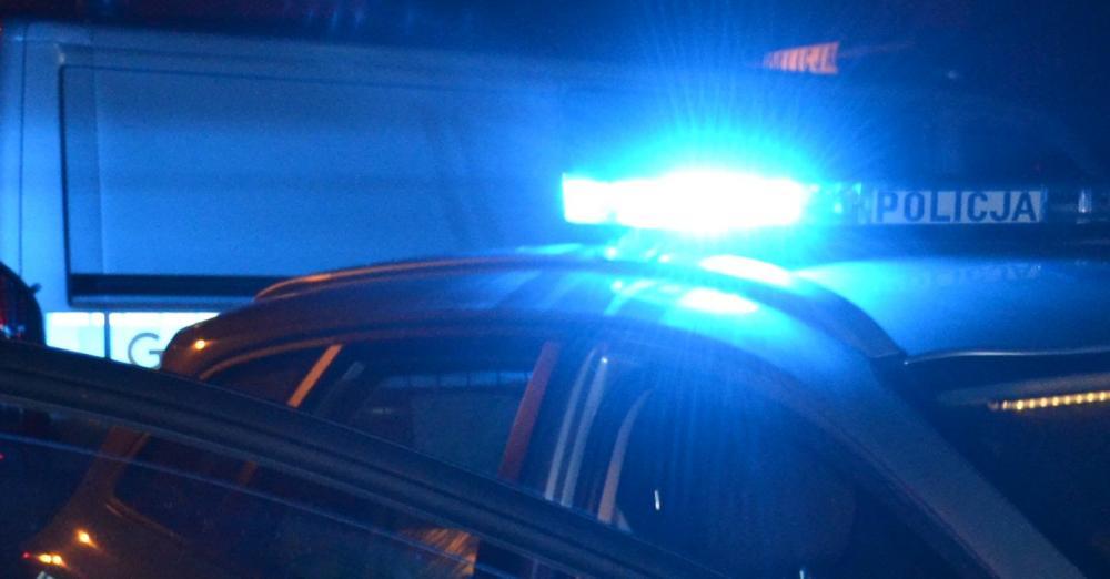 33-latek chciał popełnić samobójstwo. Policjanci przybyli na czas