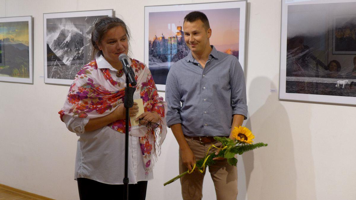 """Marcin Kęsek – oczarowuje zdjęciami w Galerii """"Jatki"""""""