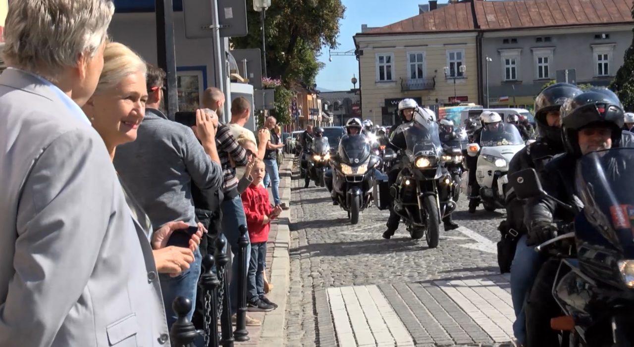 Motocykliści pod lupą Policji