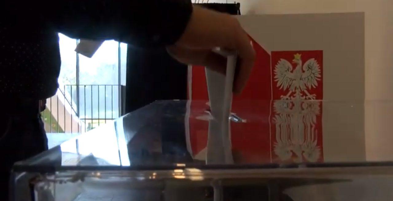 Jutro wybory - głosuj bezpiecznie