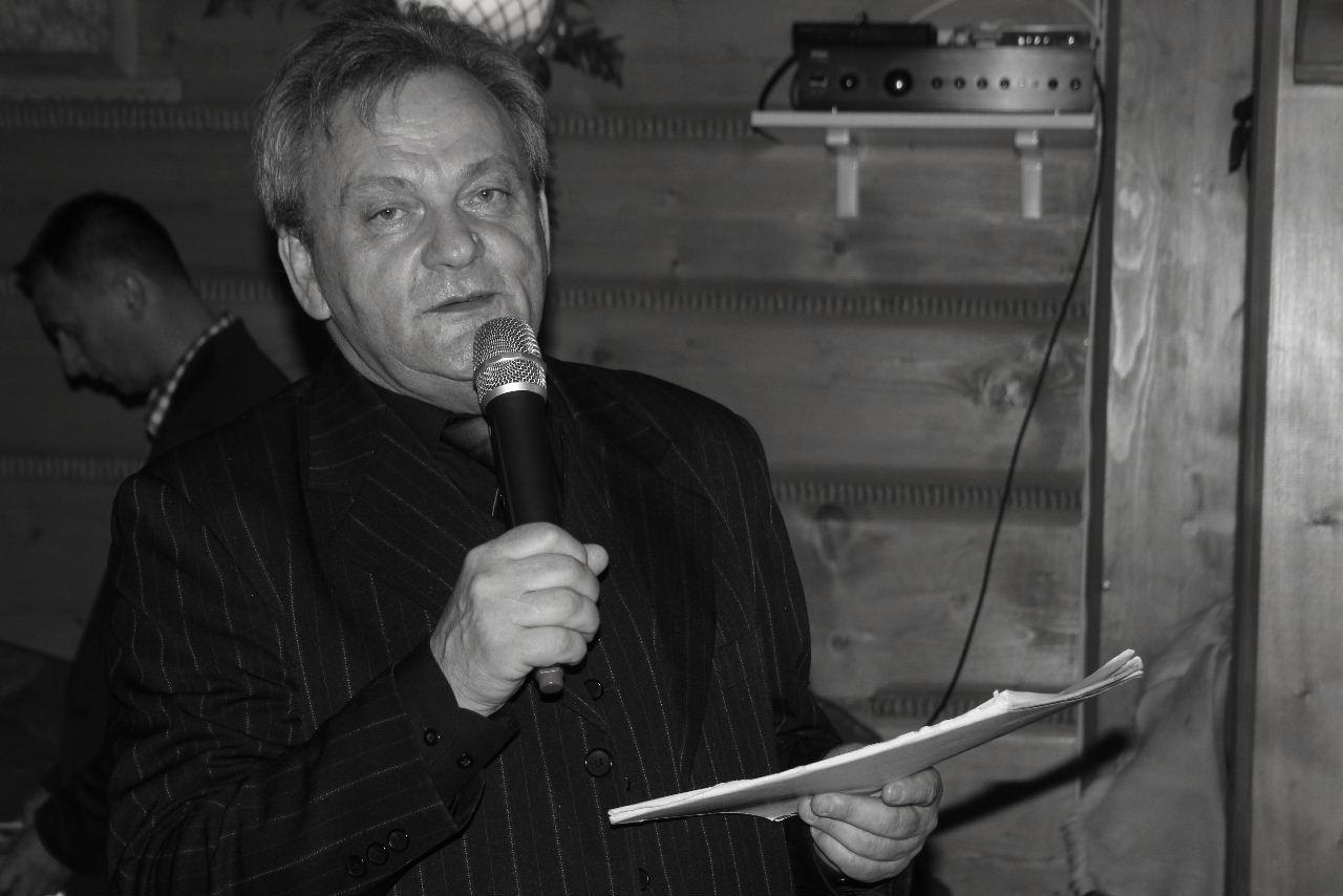 Zmarł Mieczysław Batkiewicz.