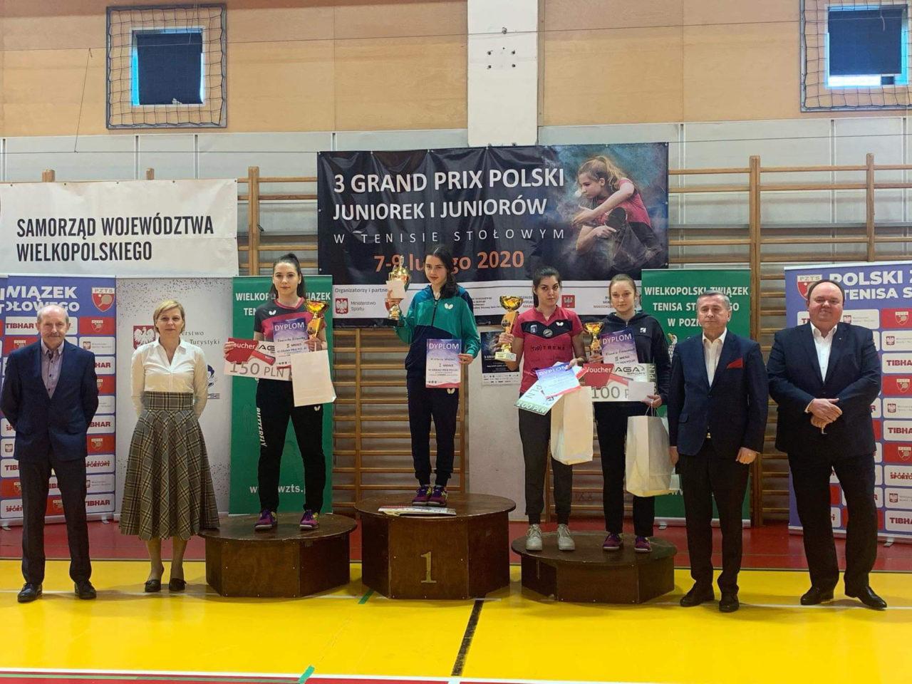 Nowotarżanka trzecią juniorką w Polsce
