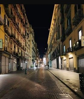 Nowotarżanka mieszkająca w Neapolu: