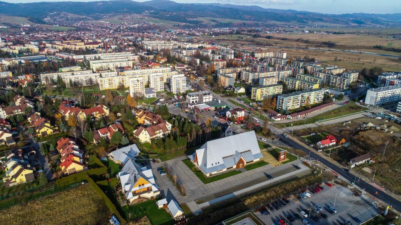 Kościół Jana Pawła II w Nowym Targu stanie się Sanktuarium!