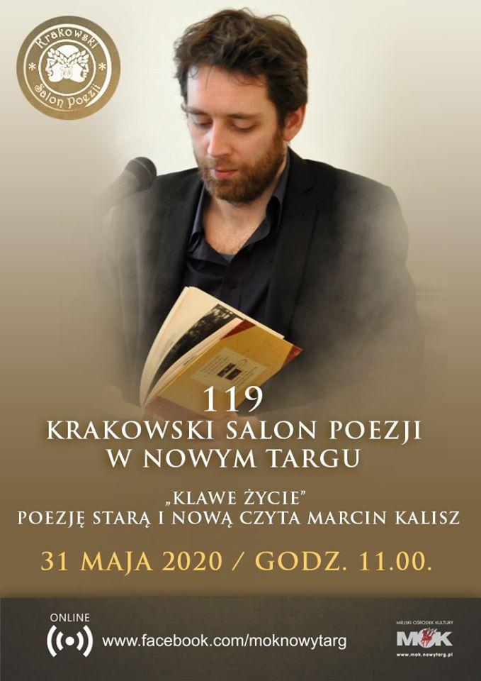 119. Krakowski Salon Poezji w Nowym Targu