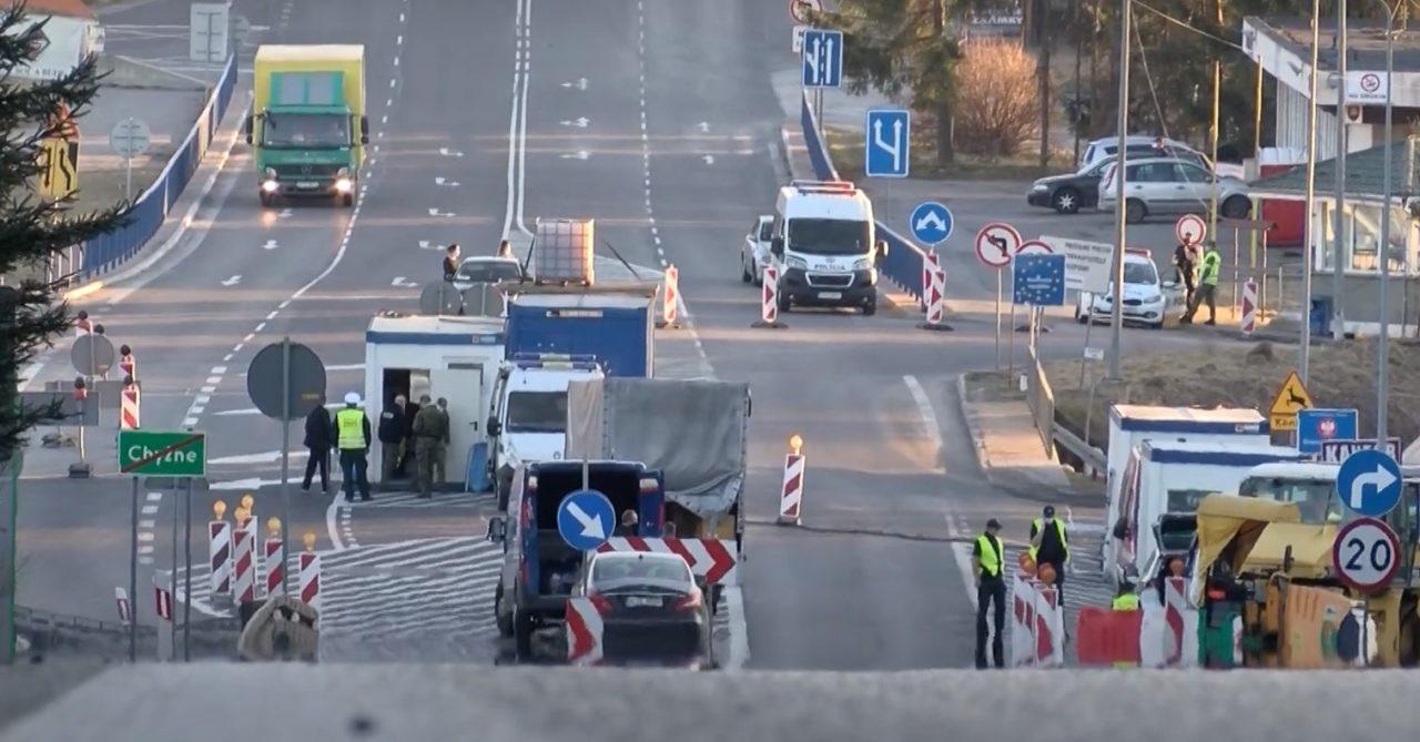 Powracający z zagranicy mogą przejeżdżać już przez Słowację