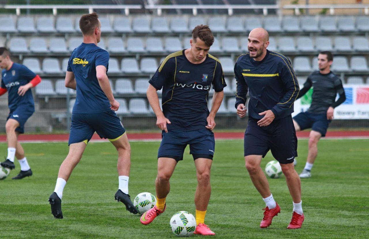 Piłkarskie Podhale wróciło do treningów