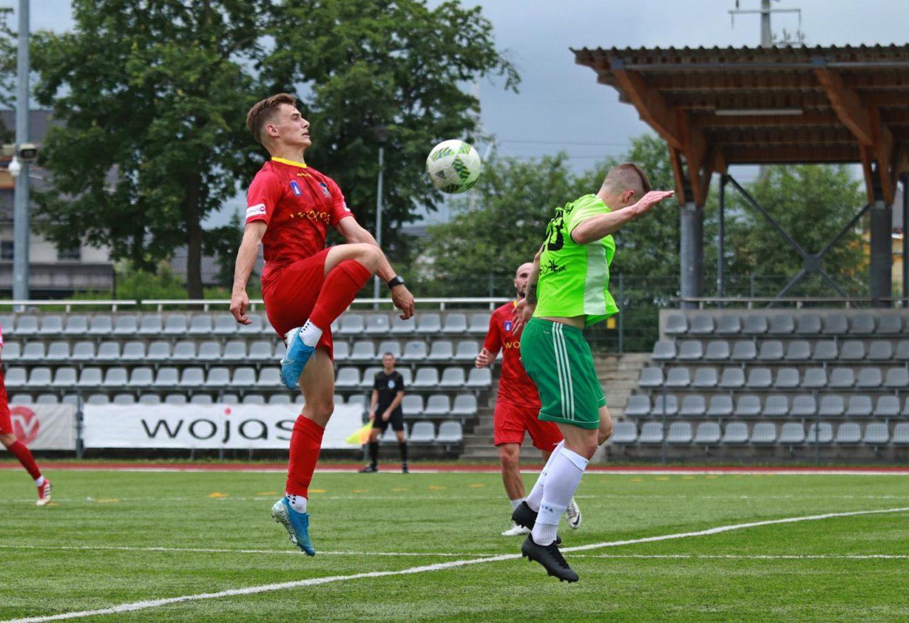 Wygrana piłkarzy Podhala w sparingu