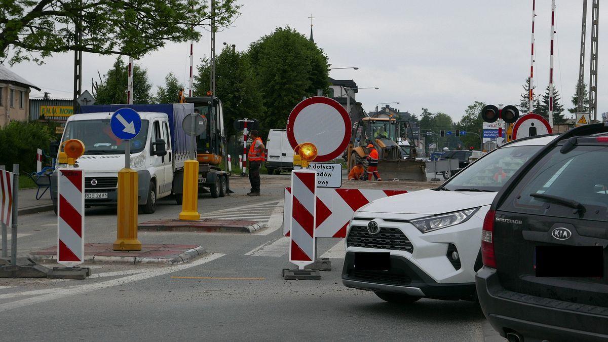 Ludźmierska bezkolizyjna - Zarząd Dróg Wojewódzkich wychodzi z inicjatywą koncepcji i partycypacji