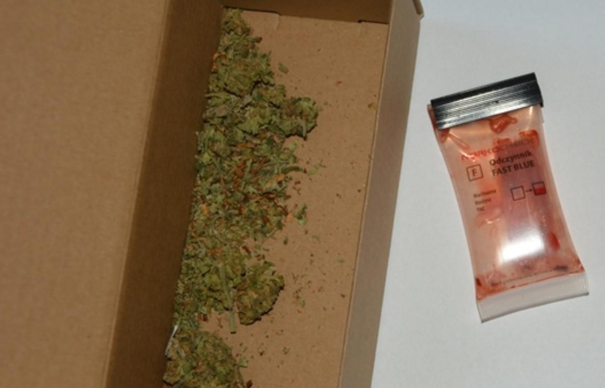 15-latka z marihuaną