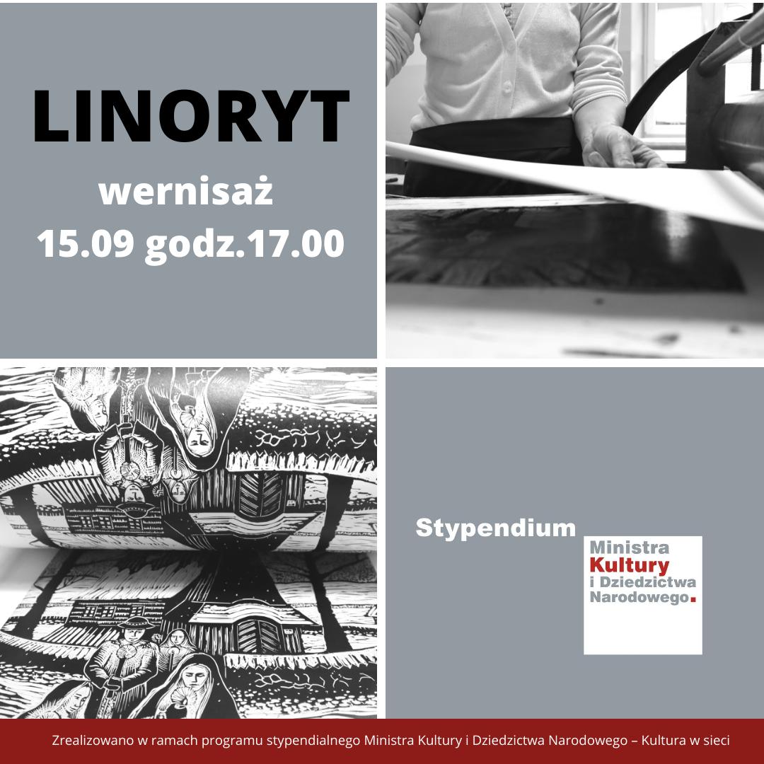 Już 15 września -wirtualna wystawa prac Marii Zofii Mrożek