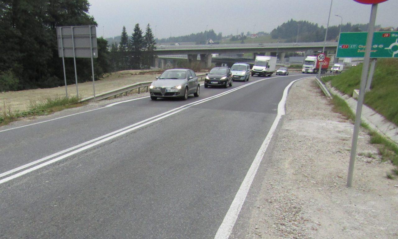 Rusza remont drogi w Skomielnej Białej