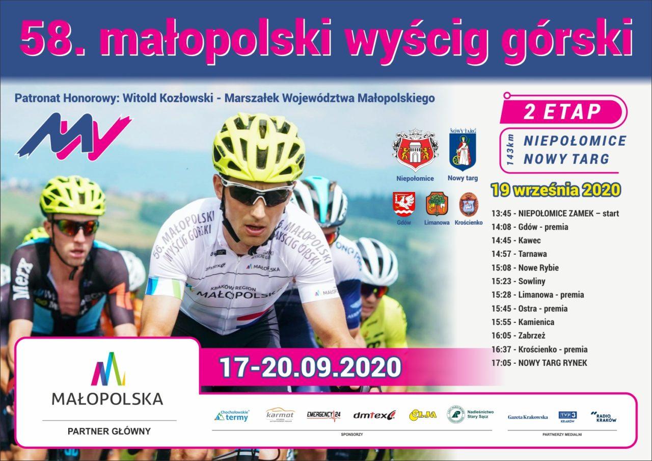 58. Małopolski Wyścig Górski