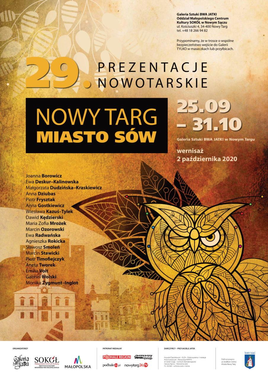 29. Prezentacje Nowotarskie - pod hasłem