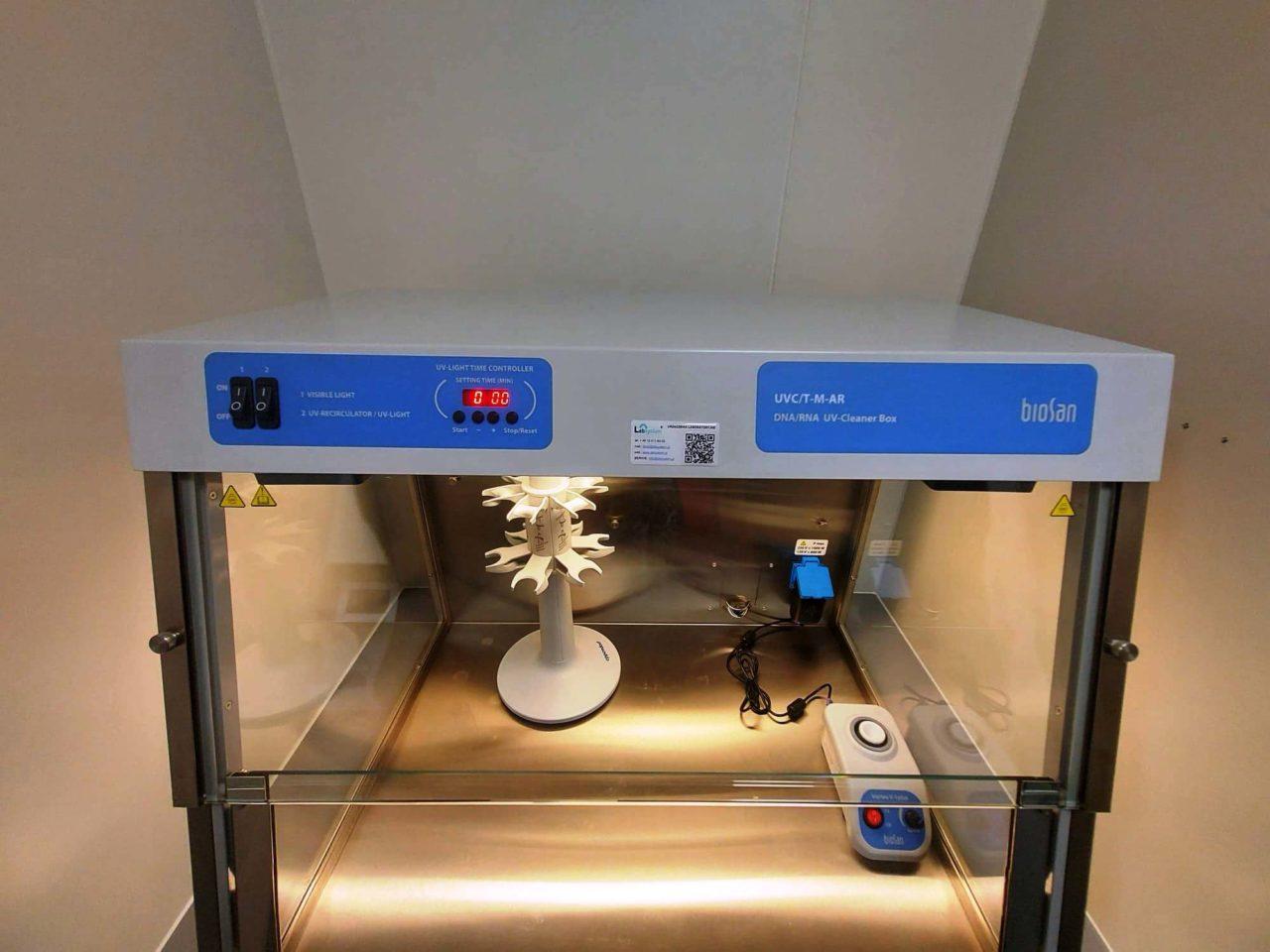 Przy Szpitalu w Nowym Sączu uruchomiono mobilne laboratorium