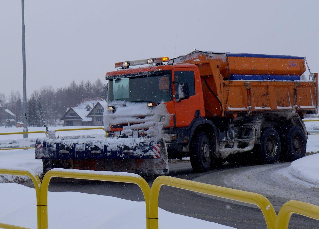 Zimowe utrzymanie dróg - w tym roku tańsze