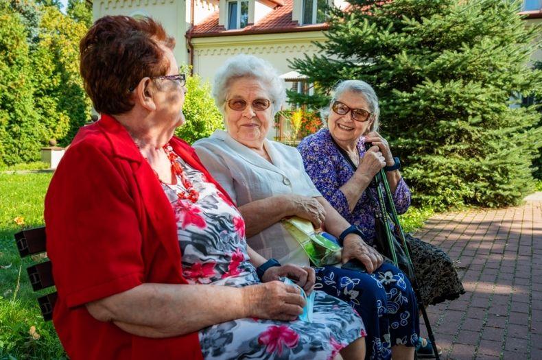 Tele - Anioł w walce z samotnością osób starszych