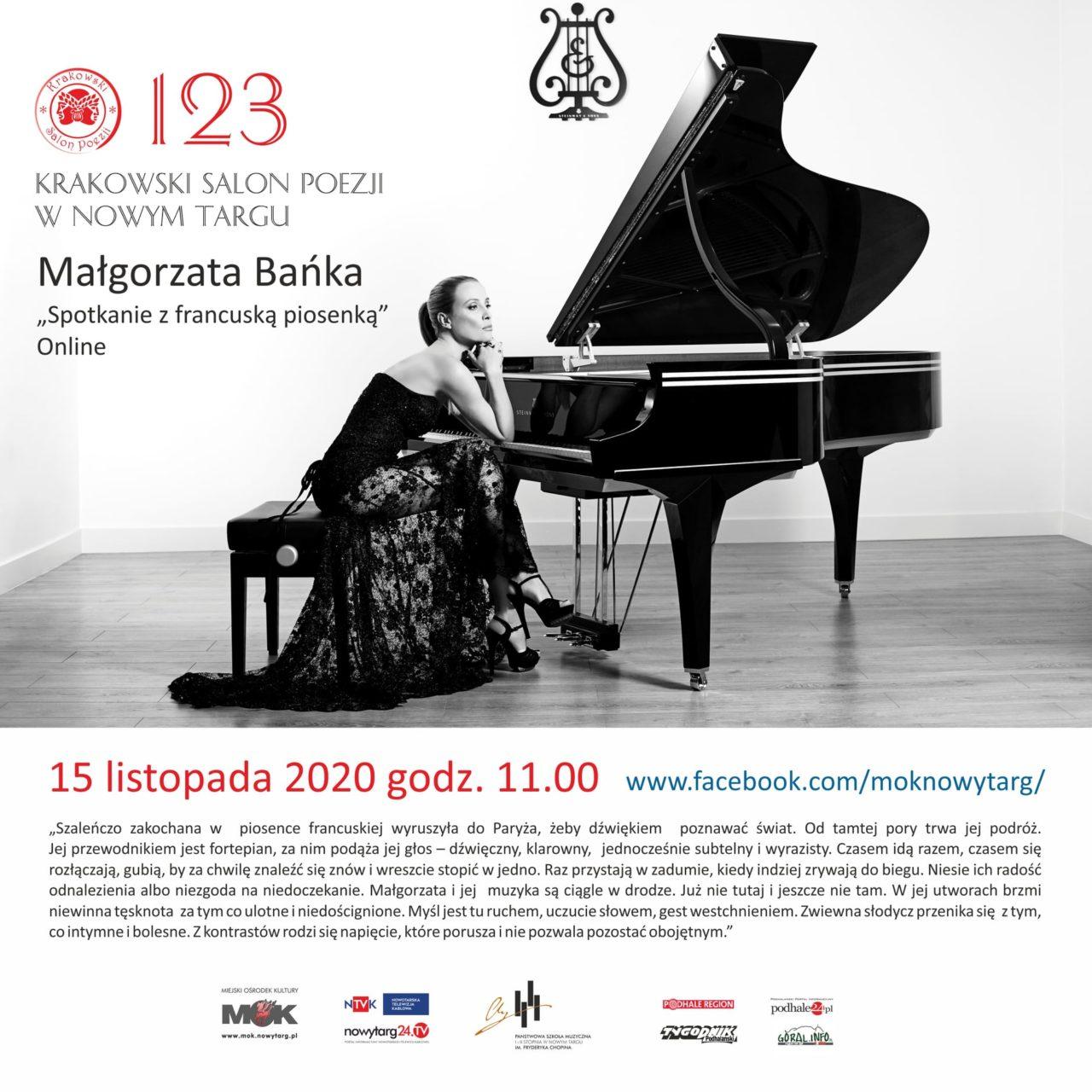 123. Krakowski Salon Poezji w Nowym Targu