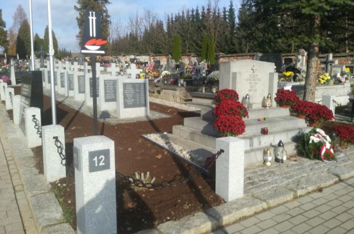 Hołd dla Powstańców Warszawskich w 77. rocznicę wybuchu walk