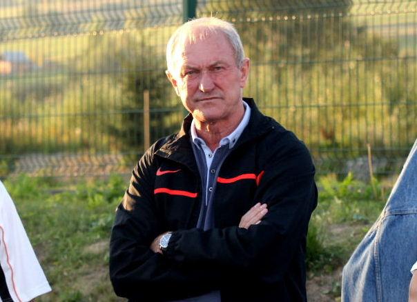 Franciszek Smuda będzie pracował w Akademii Piłkarskiej Podhala.