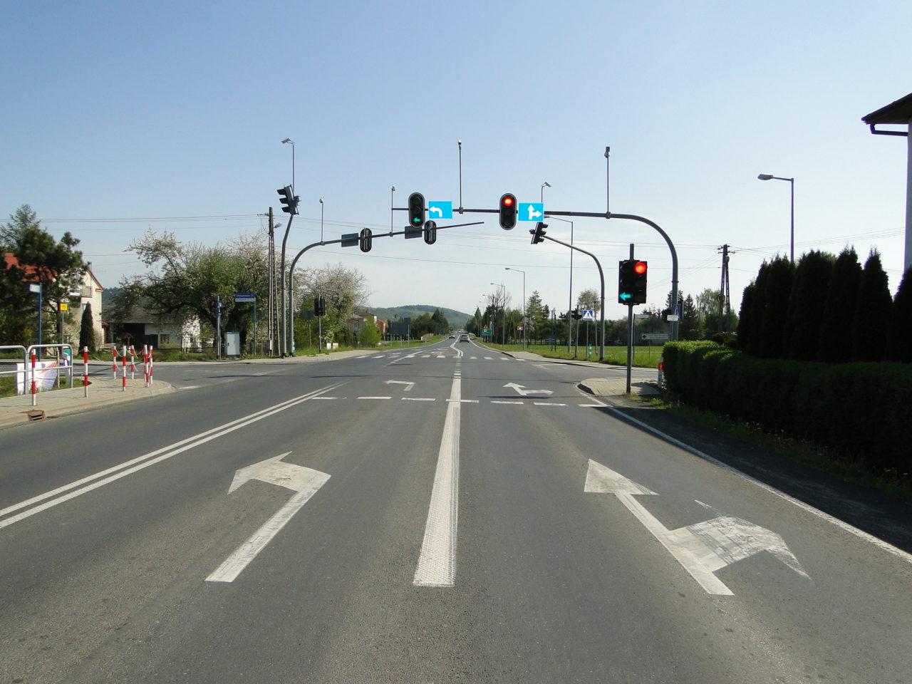 Małopolskie drogi (w tym także podhalańskie) projektowane i budowane