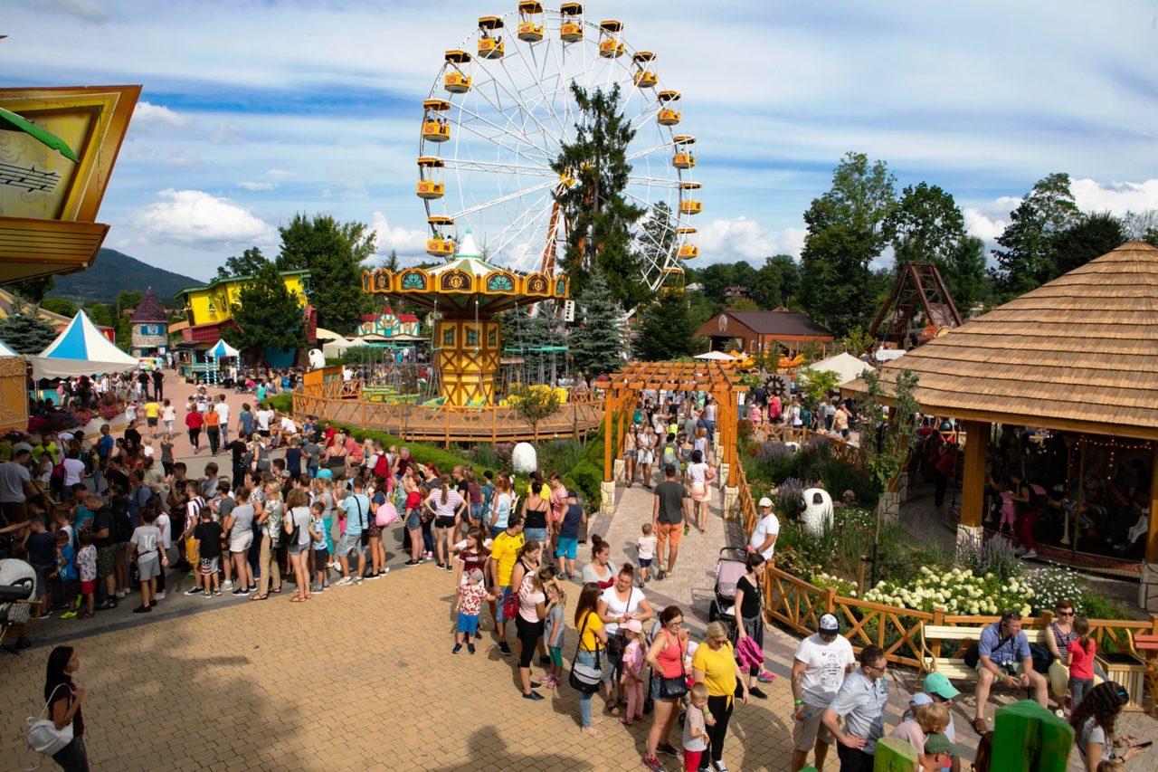 Rabkoland wśród najlepszych parków rozrywki w Europie! Rekordowa liczba nagrodzonych w Polsce