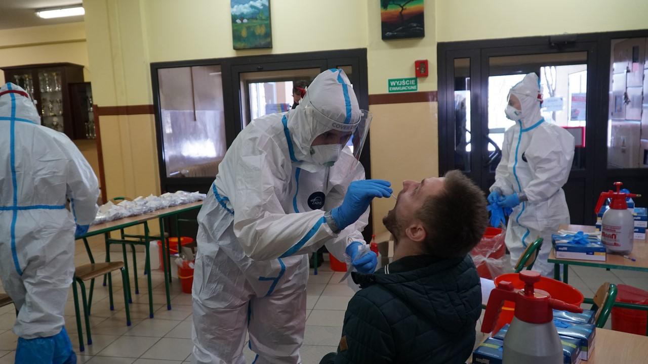 Dziś w Nowym Targu - przesiewowe badania dla nauczycieli