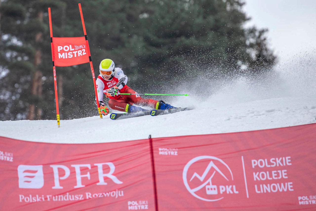 Hat-trick Szymona Bębenka w czasie zawodów FIS w Szczawnicy