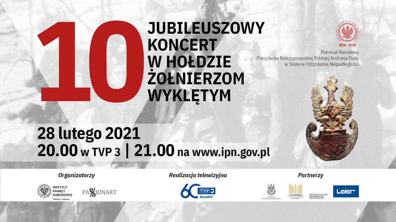 Narodowy Dzień Pamięci Żołnierzy Wyklętych - z wydarzeniami online