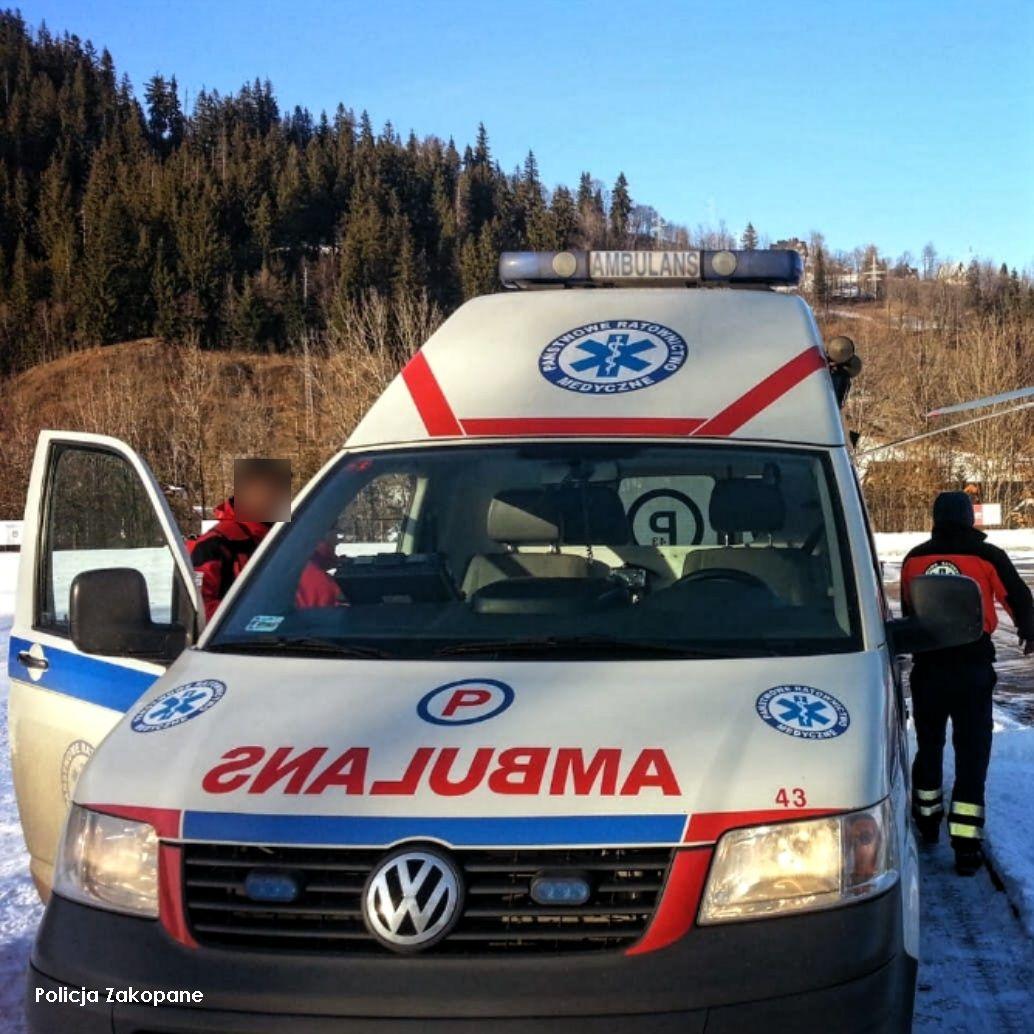 Areszt za napaść na ratowników medycznych