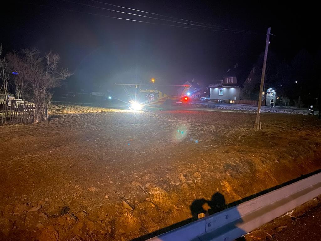 Nie żyje 35-letni kierowca opla. Policja podaje szczegóły wypadku w Zubrzycy