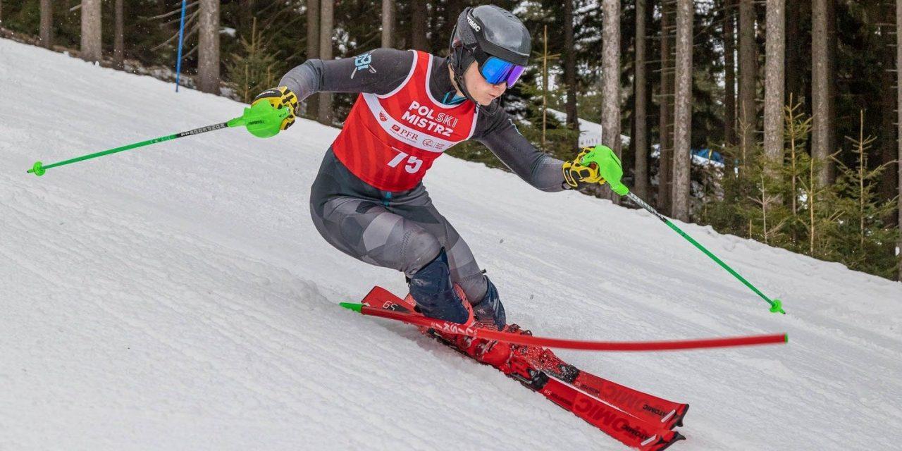 PolSKI Mistrz - finał Młodzieżowego Pucharu Polski w narciarstwie alpejskim już w ten weekend w Szczawnicy