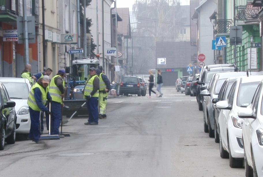 Już jest harmonogram sprzątania ulic po zimie