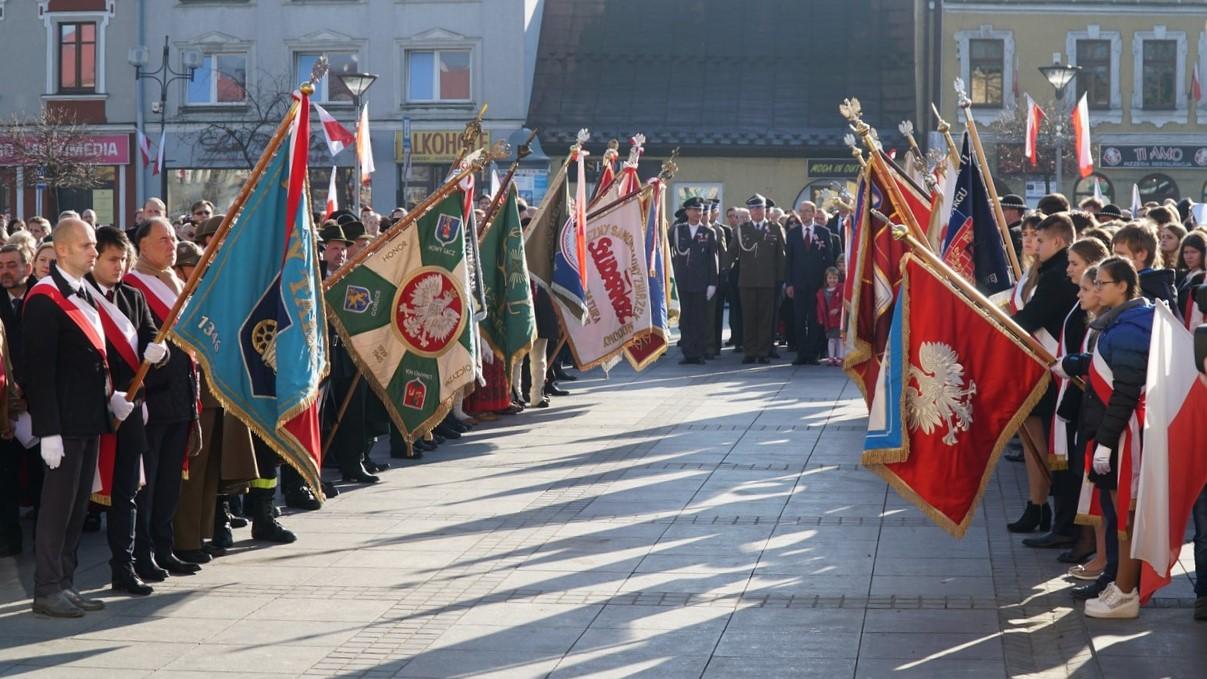 Radni zostaną przeszkoleni z ceremoniału pocztu sztandarowego