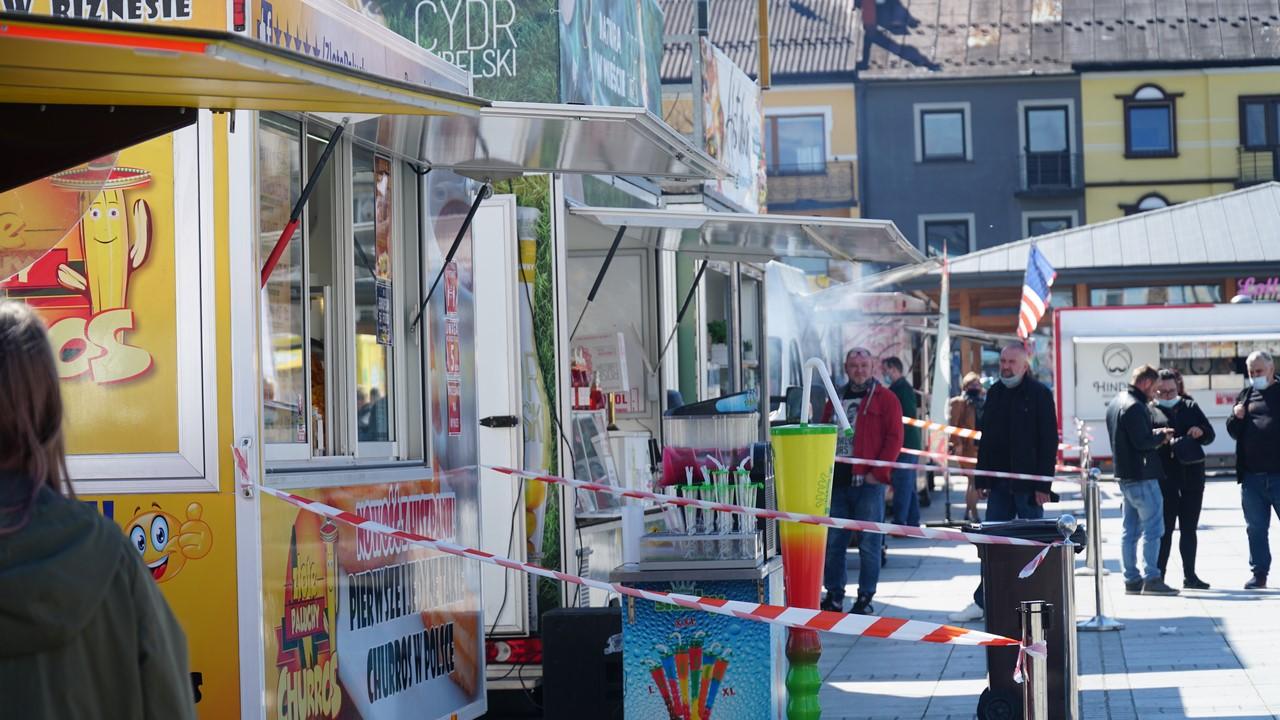 Street Food Polska Festival - po raz pierwszy Nowym Targu