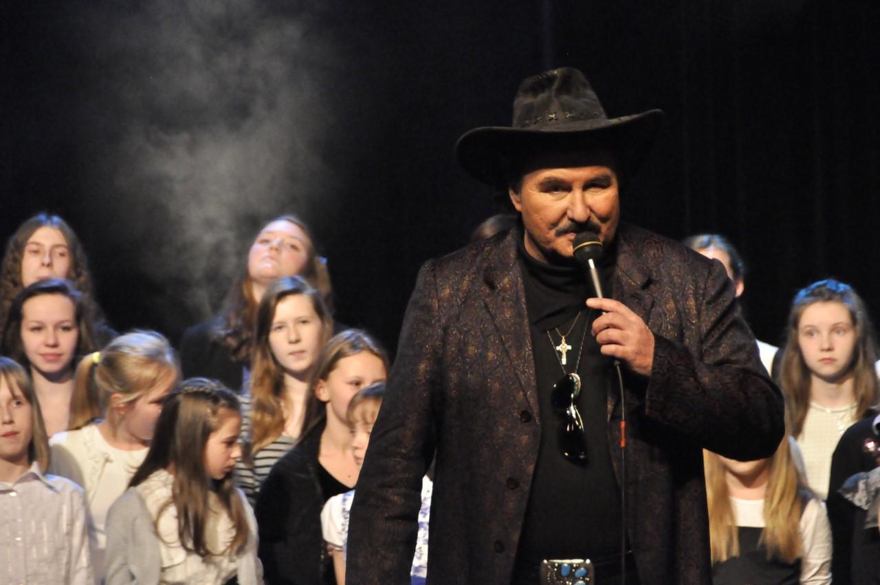 MOK wspomina Krzysztofa Krawczyka. 8 lat temu wystąpił w Nowym Targu (zdjęcia)