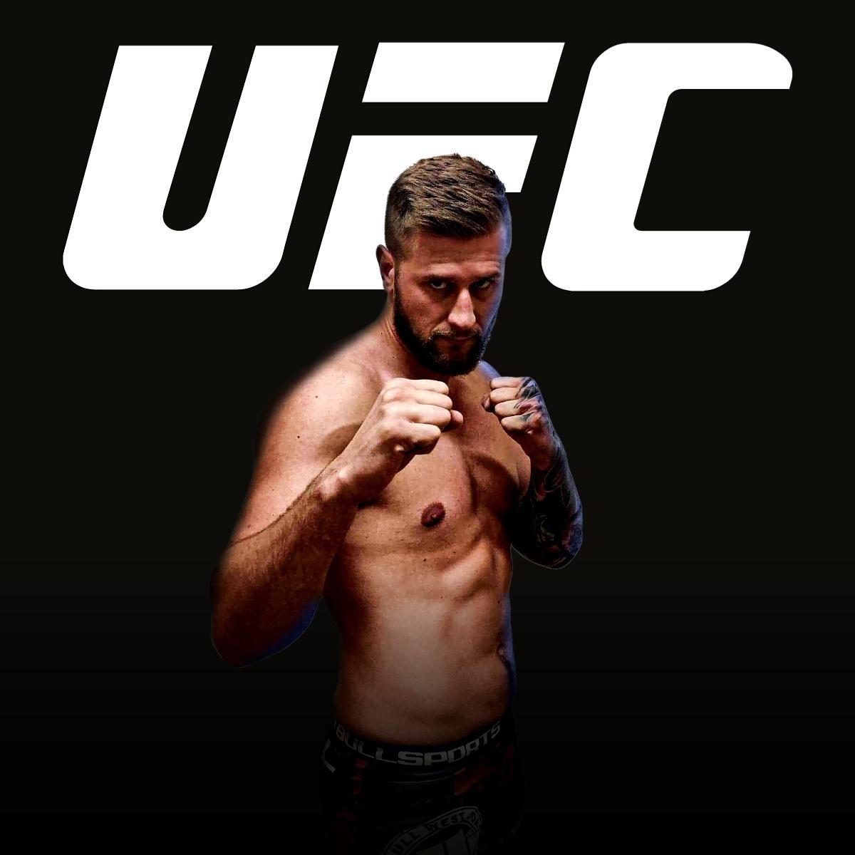 Już oficjalnie: Łukasz Brzeski zawalczy o kontrakt w UFC!
