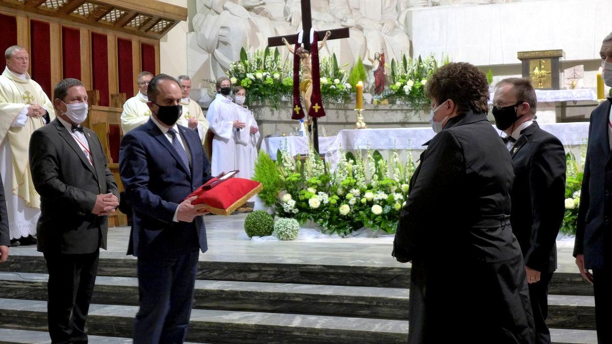 Marek Fryźlewicz – odznaczony pośmiertnie