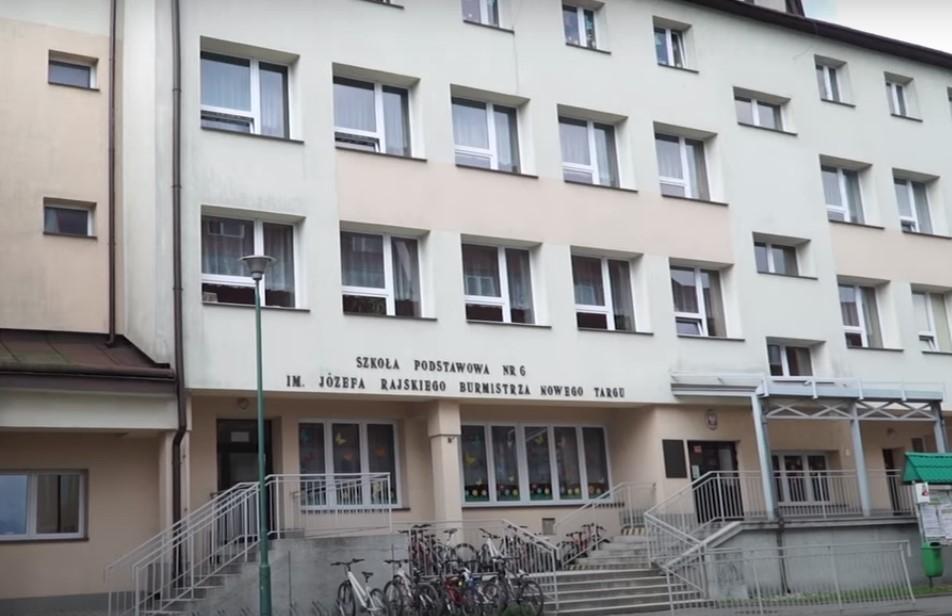 Burmistrz Miasta Nowy Targ ogłasza Konkurs na stanowisko Dyrektora Szkoły Podstawowej Nr 6