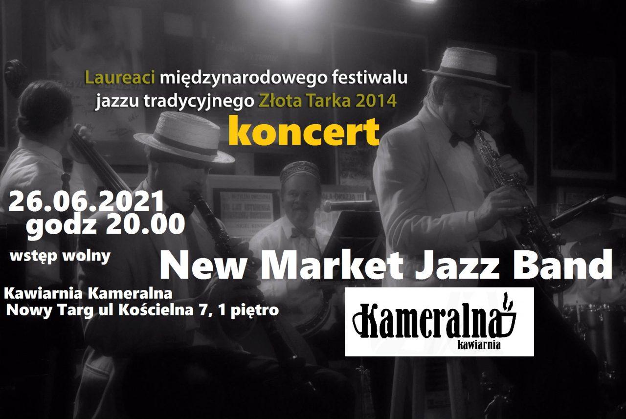 Koncert New Market Jazz Band