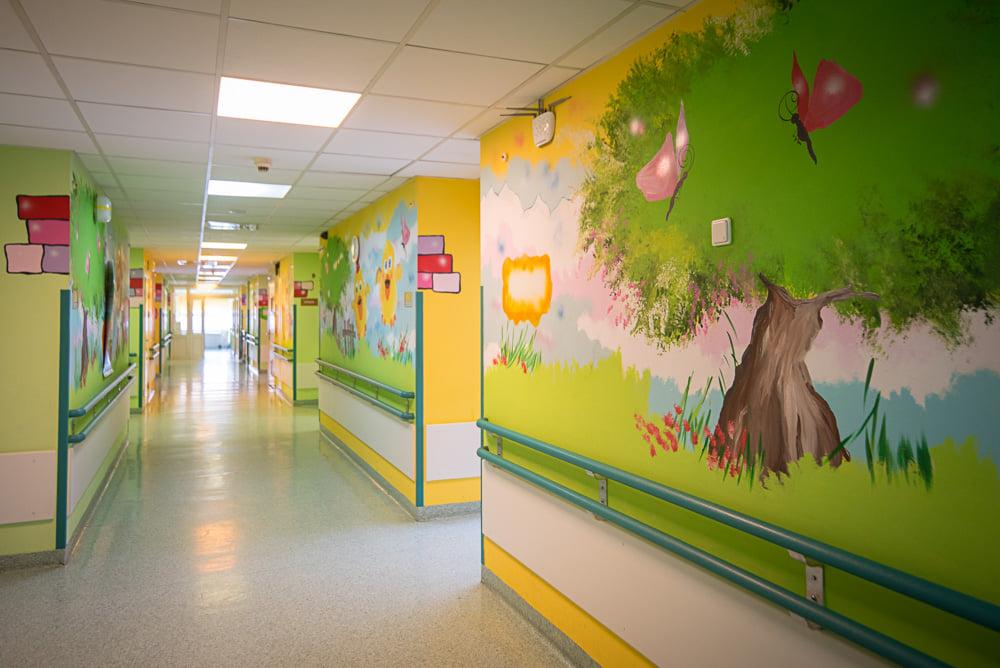 Oddział pediatrii wznowił działalność