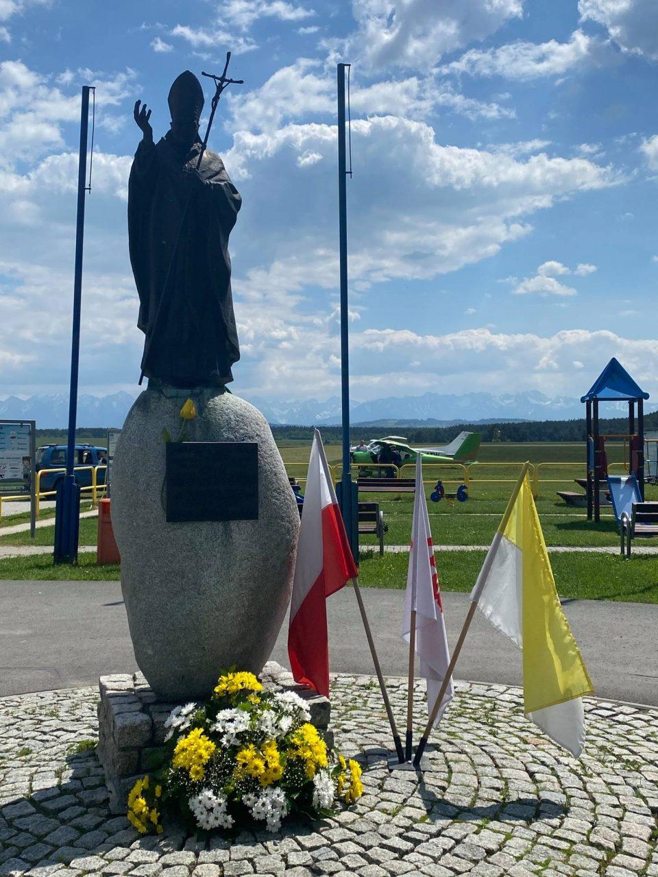 Dziś mija 42. Rocznica wizyty Jana Pawła II w Nowym Targu