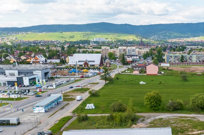 Radni wnioskują o kosze na Szaflarskiej