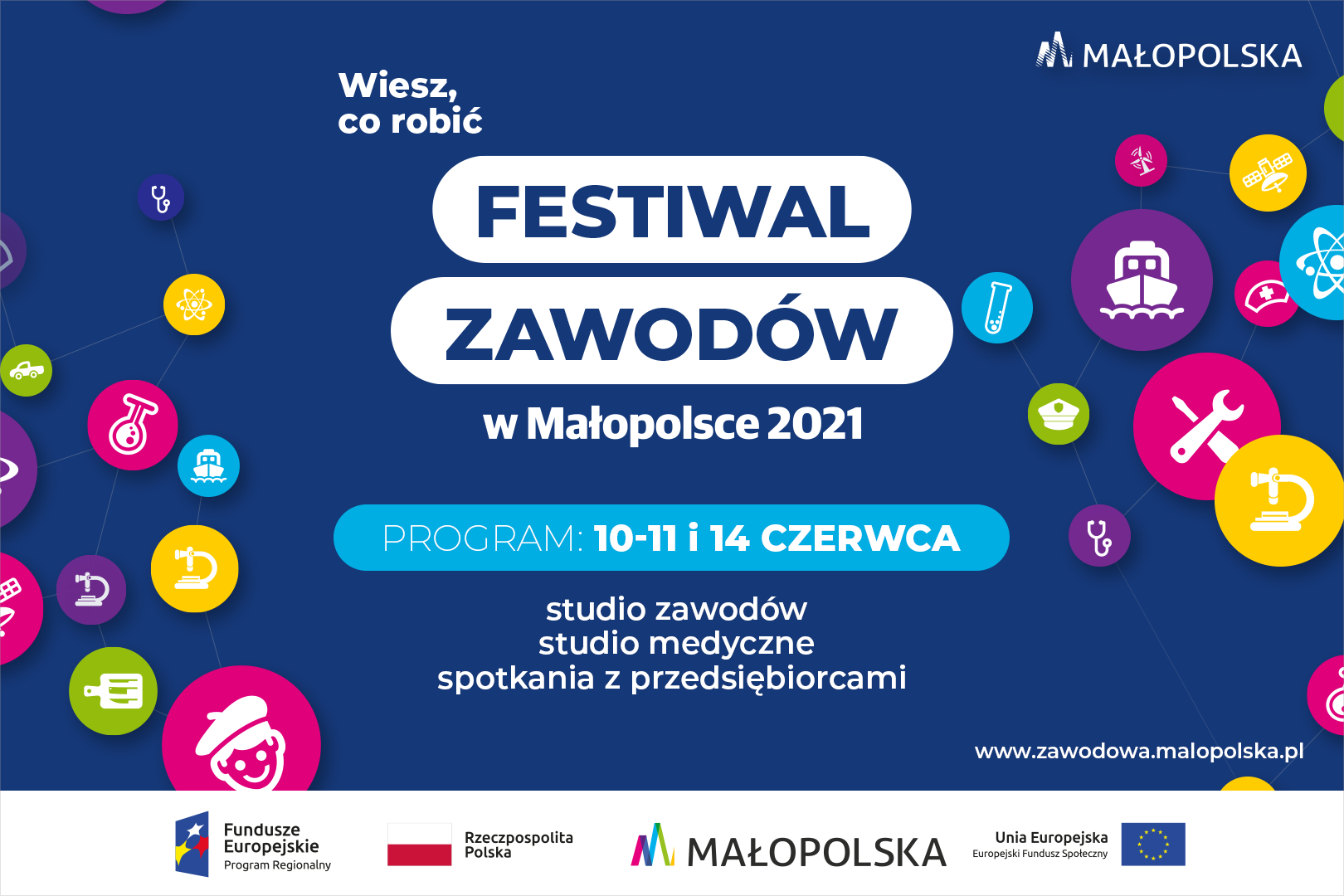 Festiwal Zawodów z udziałem Podhalańskiej Państwowej Uczelni Zawodowej w Nowym Targu