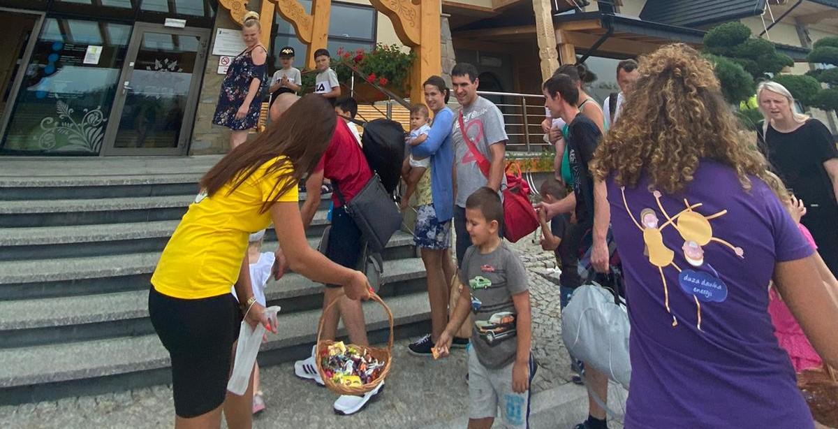 Słodki Wawel Truck podbił serca mieszkańców Chochołowa!