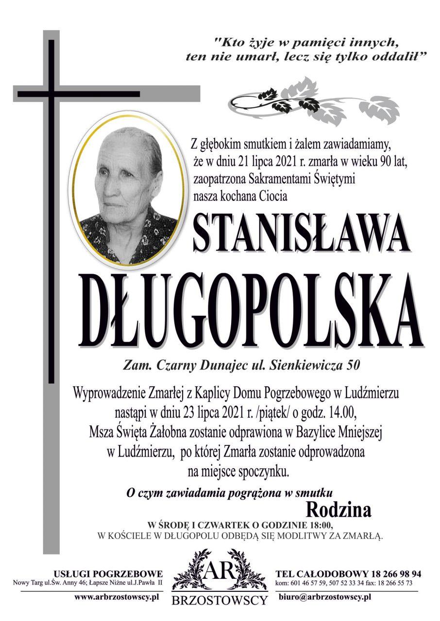 Stanisława Długopolska