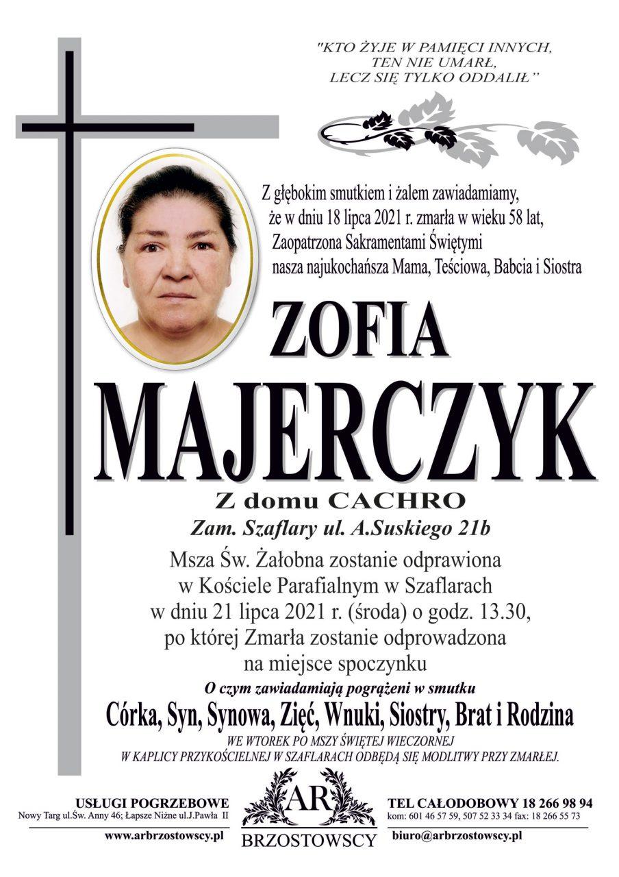 Zofia Majerczyk